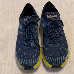•HOKA• One One Clifton 5 Road Running Shoe